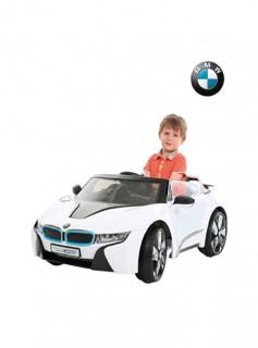 ELÉCTRICO BMW I8 SPYDER BLANCO